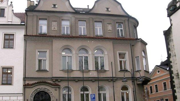 Táborská radnice. Ilustrační foto.