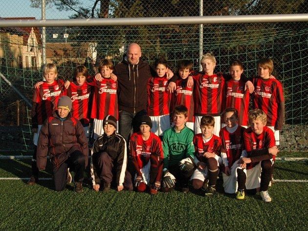 Pro mladíky z Fotbalové akademie Meteoru Tábor bylo osobní setkání s bývalým výborným hráčem a současným trenérem reprezentace Michalem Bílkem velkým zážitkem.
