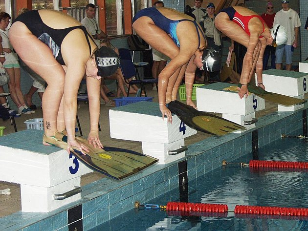Ploutvové plavání