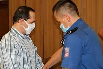 Soud v Táboře začal řešit brutální vraždu servírky z prosince loňského roku v Humpolci na Pelhřimovsku. Podle obžaloby má čin na svědomí sedmačtyřicetiletý dělník Roman Fousek.