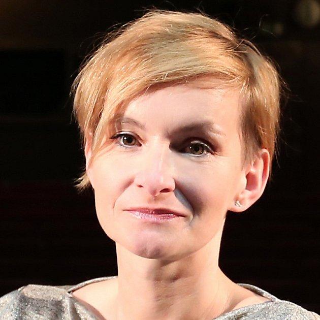 Linda Rybáková, ředitelka Divadla Oskara Nedbala