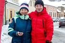 Petr Holota jsou spolu s manželkou Dagmar už téměř třicet let.