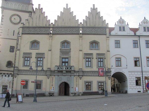 Táborská radnice.