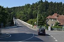 Švehlův most v Táboře.