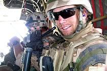 VE VÁLCE. Jan Škola prožil sedm měsíců v nebezpečném prostředí Afghánistánu.