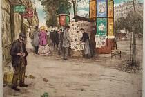 Očekávaným zážitkem pro návštěvníky bude  prezentace díla slavného tvůrce, Tavíka Františka Šimona.