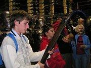 Husitské dny na Housově mlýně