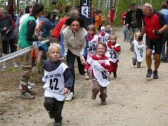 Od šestého ročníku jsou pevnou součástí Vodáckého EPPI triatlonu i běžecká klání dětí. Také letos si přijdou na své všichni ti, kterým není sport a zábava cizí.