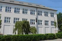 Střední průmyslová škola strojní a stavební Tábor.