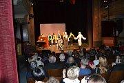 Letos se táborské Divadlo Oskara Nedbala přidalo k Noci divadel už podruhé. Návštěvníci si užili nabitý program, jenž nabídl divadelní představení, hudební koncerty či komentovanou prohlídku míst, kam se diváci běžně nedostanou.