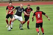 Foto z utkání MOL Cupu Soběslav vs. Táborsko (1:4).