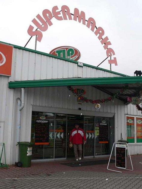 výročí supermarketu