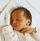Tereza Severová z Bechyně. Na svět poprvé pohlédla 23. listopadu čtyři minuty po třetí hodině. Po narození vážila 3130 gramů, měřila 48 cm a už má sedmiletou sestřičku Nikolku.