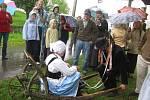 Běleč se hlásí do soutěže vesnice roku.