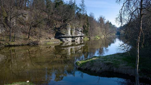 Jedno z nejromantičtějších míst Čech fotil Miroslav Kolář z Tábora.