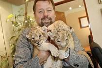 Libor Hrubý prodává zoologickou zahradu na Větrovech