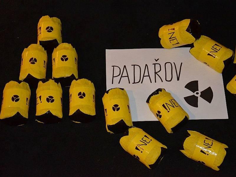 Den proti úložišti si letos kvůli pandemii koronaviru nemohl konat.