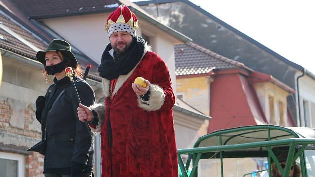 Blanicko-čekanický masopust.