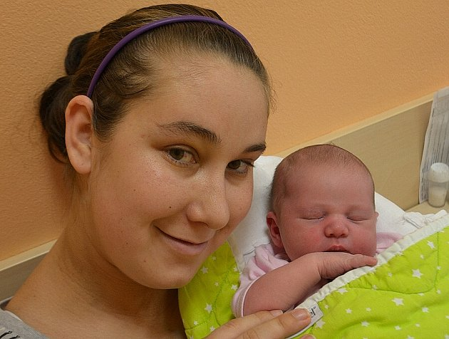 Sofie Eliášová z Tučap. Rodiče Denisa a Jan se 30. prosince ve 12.37 hodin dočkali své prvorozené dcery.  Po porodu vážila 3960 gramů a měřila 51 cm.