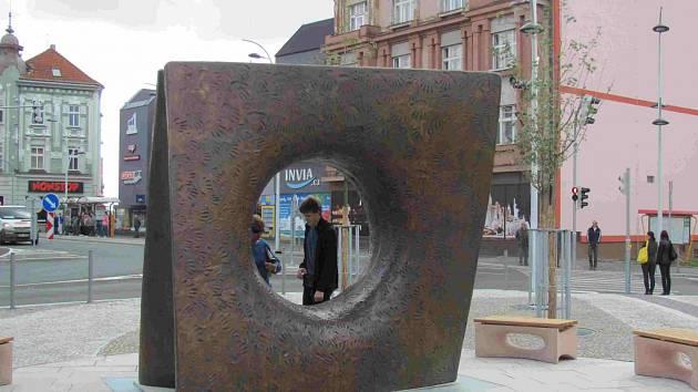 Táborské náměstí F. Křižíka.