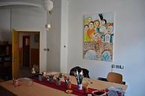 Dílna v Bechyni nově pomáhá lidem s postižením.
