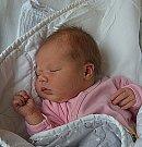 Patricie Chvosta z Libějic. Narodila se 4. února ve 21.42 hodin s váhou 3640 gramů a mírou 53 cm. Doma má brášku Dominika,  kterému je 21 měsíců.