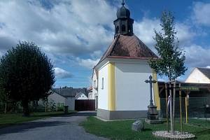 Mezná na Soběslavsku.