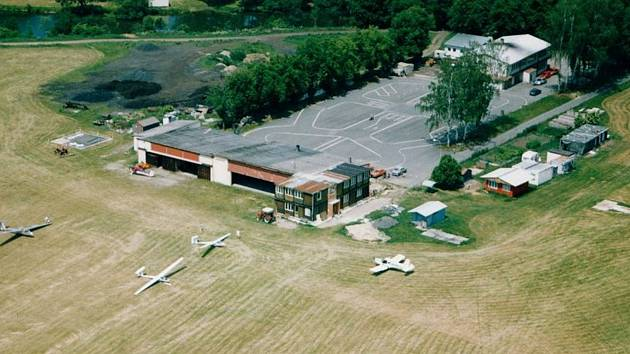 Soběslavské letiště