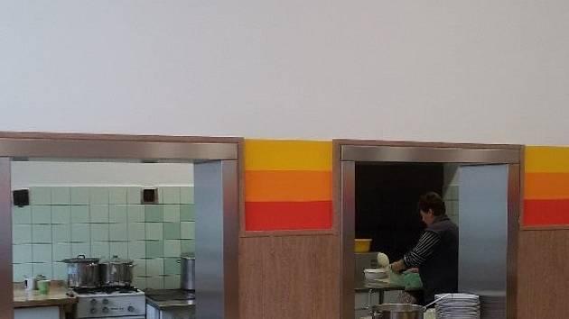 Takto se povedla rekonstrukce jídelny v ZŠ a MŠ Košice.