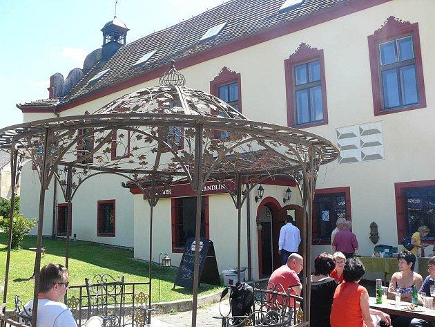 Otevření zámku Brandlín.