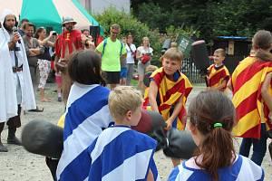 V sobotu patřil Housův mlýn v Táboře hlavně dětem.
