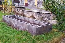 Školní zahrada se dočkala vylepšení.