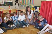 První školní den na ZŠ Edvarda Beneše v Soběslavi