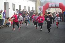 Běh Milénia v Chýnově.