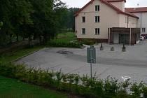 Sezimovo Ústí budova úřadu 2007