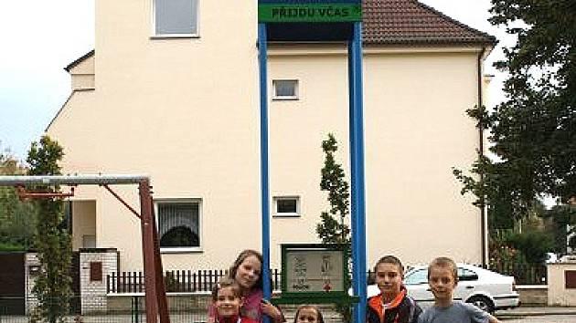 První nainstalované hodiny stojí v Prostějově.