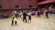 Tanečníci z TŠ ATAK Tábor.