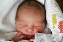 Sabrina Plocková z Tábora. Na svět poprvé pohlédla 25. prosince v 17.35 hodin. Vážila 3710 gramů, měřila 51 cm a je prvním dítětem rodičů Samiry a Petra.