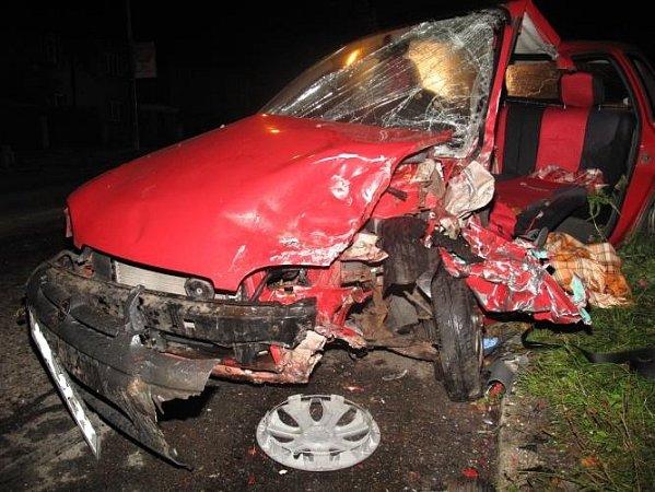 Smrtelná dopravní nehoda vTáboře.