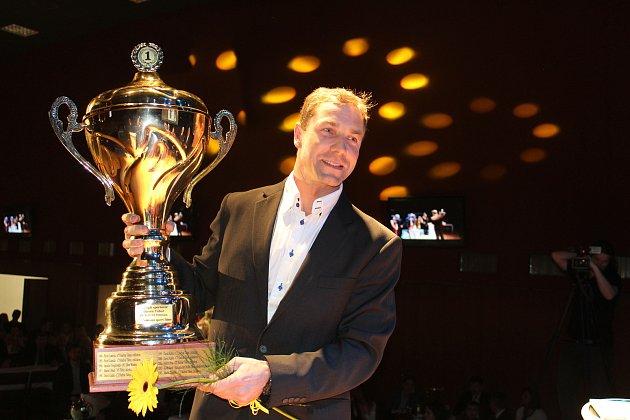 Česká unie sportu Tábor vyhlásila nejlepší sportovce okresu za rok 2017. Stal se jím Martin Šonka.