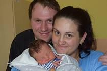 Štěpán Kodad z Opařan. Narodil se rodičům Kateřině a Michalovi jako jejich první dítě 16. září v 17.53 hodin. Vážil 3590 gramů a měřil rovných 50 cm.