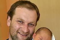 Tereza Švejdová z Dudova. Přišla na svět 31. července ve 14.35 hodin. Prvorozená dcera rodičů Mirky a Petra po narození vážila 3600 gramů.