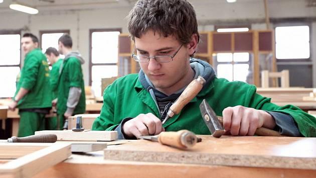 Jihočeský kraj chce zvýšit zájem o učební obory.