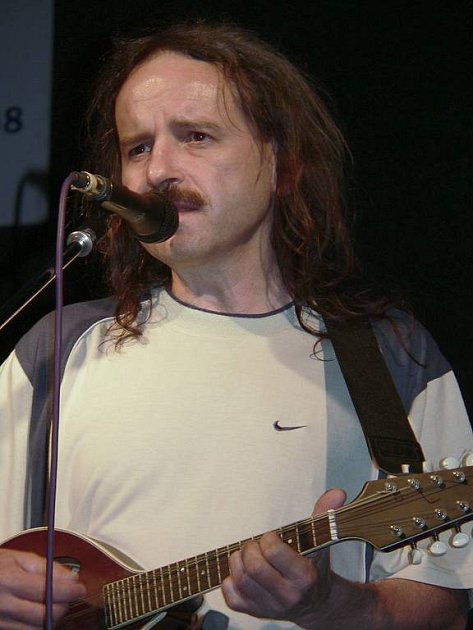 Hostem loňského festivalu byl Vlasta Rédl