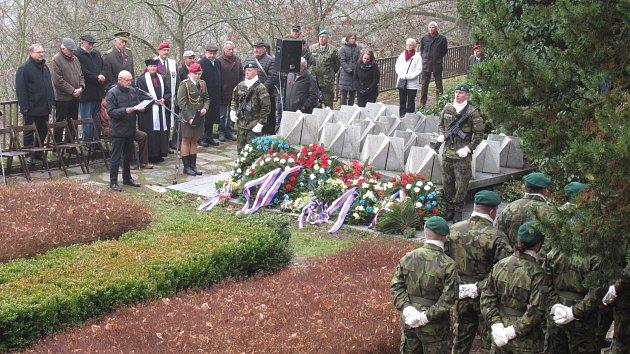 Den veteránů v Táboře