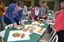 Festival chleba v Táboře.