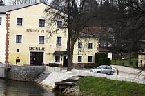 Majetek občanů má v Dráchově ochránit betonová zeď za 21 milionů, kterou financovalo Povodí Vltavy.