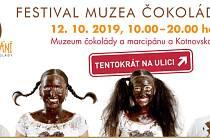 Festival Muzea čokolády a marcipánu v Táboře