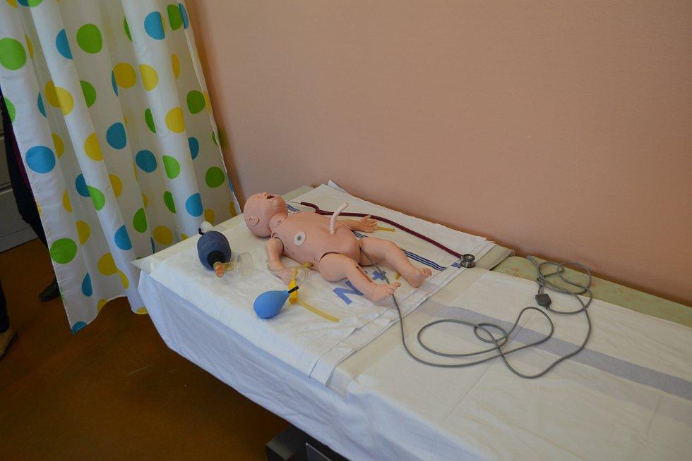 V táborské nemocnici soutěží  studenti lékařských fakult o titul Medik roku.