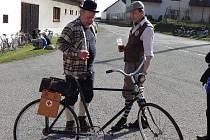 V sobotu pořádal Klub velocipedistů Královského města Jistebnice tradiční První huštění.